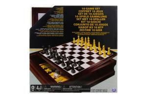Набір з 10 класичних ігор для дітей від 6років №SM98376/6033153 Spin Master 1шт