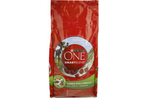 Purina One Smartblend Dog Food Lamb & Rice Formula