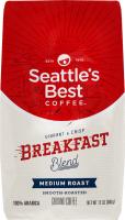 Seattle's Best Medium Roast Breakfast Blend Ground Coffee