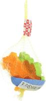 Набір пісочний для дітей від 3років Чотири пасочки Numo Toys 1шт