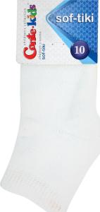 CONTE-KIDS SOF-TIKI Шкарпетки дитячі р.10 000 білий