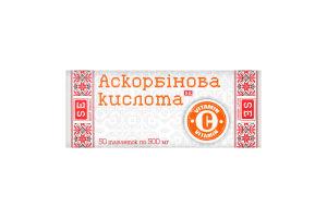 Таблетки FarmaКом Кислота Аскорбиновая