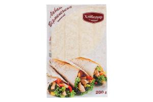 Лаваш тонкий Вірменський Хлібодар м/у 200г