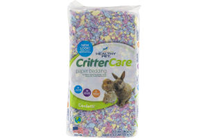 Healthy Pet Critter Care Paper Bedding Confetti
