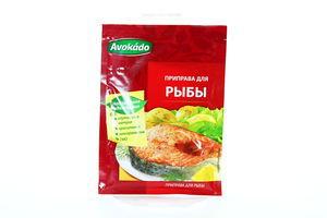 Смесь пряностей для рыбы Avokado 25г