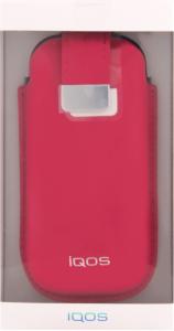 Кері кейс Айкос 1 шт, колір рожевий