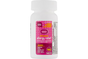 Smart Sense Multi-Symptom Allergy Relief Tablets - 400 CT