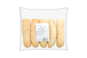 Багет для французького хот-дога Віденські Булочки м/у 5х60г