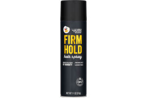 Ahold Firm Hold Hair Spray
