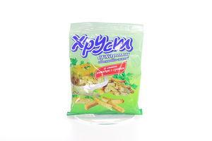 Сухарики со вкусом холодца с хреном Хруст м/у 35г