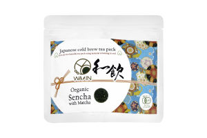 Чай зеленый WA-IN Japanese Матча&Сенча