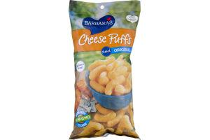 Barbara's Baked Cheese Puffs Original