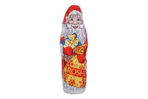 Фігура шоколадна молочна Дід Мороз Roshen м/у 60г