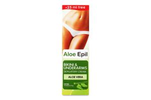 Aloe Epil Крем для депиляции зоны бикини и подмышек 125мл