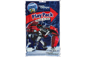 Play Pack Grab & Go! Trans Formers Prime