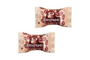Конфеты глазированные Капучино Стимул кг