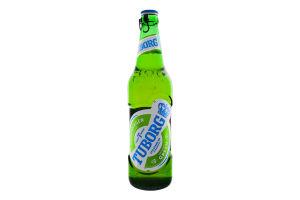 Пиво 0.5л 4.6% светлое пастеризованное Green Tuborg бут