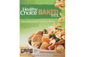 Healthy Choice Baked Slow Roasted Turkey Bake