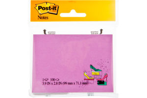 Post-It Printed Notes - 1 CT