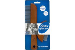 Oster Less Stress Comb Set Tug-Free Tools
