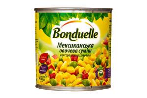 Кукуруза по-мексикански Mexico Mix Gold Bonduelle ж/б 340г