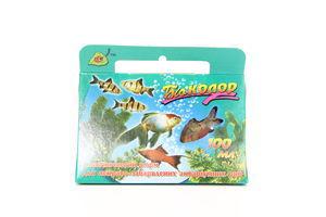 Корм д/риб сух.пл.Природа БіоКолор 100г