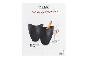 Ведро для льда Pulltex Black