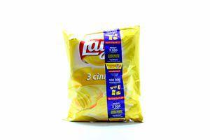 Чіпси Lays З сіллю 71г х20