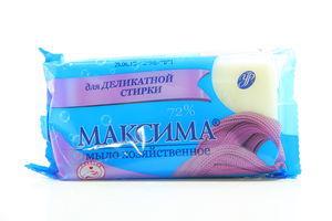 Мыло Максима хозяйственное д/деликатной стирки 72% 140г