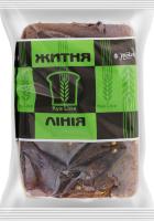 Хліб житньо-пшеничний формовий Бородінський Житня лінія м/у 0.5кг