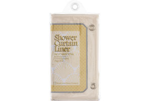 Royal Crest Home Products Shower Curtain Liner