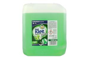 KLEE рідина д/миття посуду Grune APPLE 5000 мл