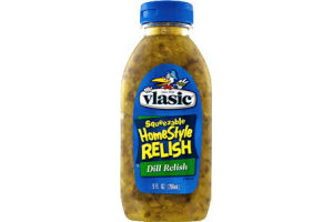 Vlasic Squeezable HomeStyle Dill Relish