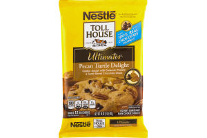 Nestle Toll House Ultimates Pecan Turtle Delight Cookies - 12 CT