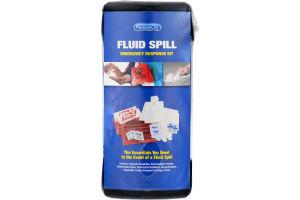 Physicians Care Fluid Spill Emergency Response Kit