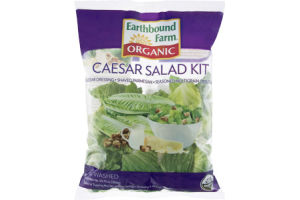 Earthbound Farm Organic Caesar Salad Kit
