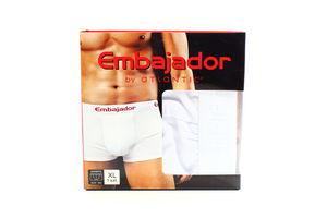 Труси by Atlantic Embajador чоловічі XL 1шт ECH-002