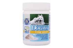 Добавка вітамінно-мінеральна Супер кальцій Dogmix 200г