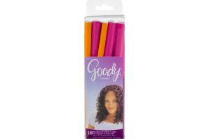 Goody GoCurl Flexible Rod Rollers - 18 CT