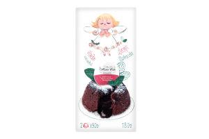 Тістечка Master Cake Фондан шоколадний Десерт янголів 180гх6