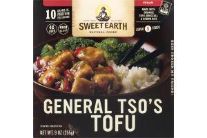 Sweet Earth Natural Foods General Tso's Tofu