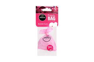 Ароматизатор повітря для автомобіля Bubble Gum Fresh Bag Aroma Car 20г