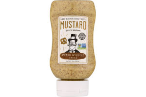Sir Kensington's Mustard Spicy Brown