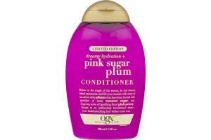 OGX Pink Sugar Plum Conditioner
