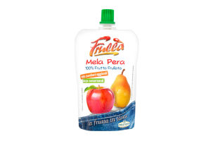 Пюре фруктовое Frulla яблоко груша б/сах б/консерв