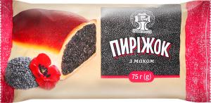 Пиріжок з маком Рома м/у 75г