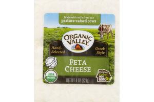 Organic Valley Feta Cheese