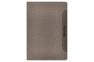 Дневник датированный черный №ВМ2187-01 Liga Buromax 1шт