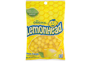 Lemonhead The Original Lemon Candy