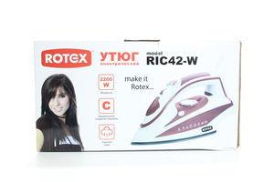 Праска Rotex RIC42-W Бордовий 630892